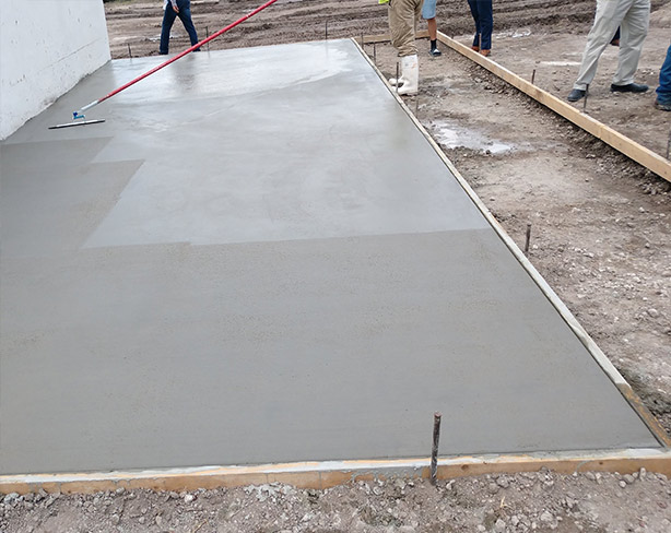 Concrete Slab | Concrete Flatwork in Southwest Florida - Solid Pave, LLC.